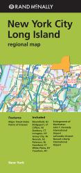 Buy map New York City and Long Island, New York Regional by Rand McNally from United States Maps Store
