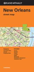 Buy map New Orleans, Hammond and Slidell, Louisiana by Rand McNally from Louisiana Maps Store