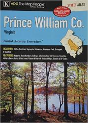 Buy map Prince William County, Virginia, Atlas by Kappa Map Group