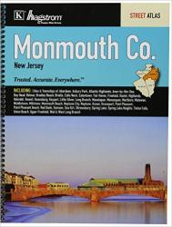 Buy map Monmouth County, New Jersey, Atlas by Kappa Map Group from New Jersey Maps Store