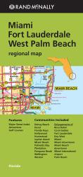Buy map Florida, Southern, Regional by Rand McNally from Florida Maps Store