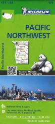 Buy map Pacific Northwest (171) by Michelin Maps and Guides from United States Maps Store
