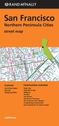 Buy map San Francisco and the Northern Peninsula Cities by Rand McNally from California Maps Store