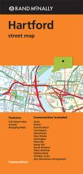 Buy map Hartford, Connecticut by Rand McNally from Connecticut Maps Store