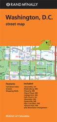 Buy map Washington D.C. by Rand McNally from District of Columbia Maps Store