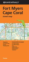 Buy map Fort Myers and Cape Coral by Rand McNally from Florida Maps Store