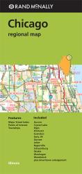 Buy map Chicago, Illinois Regional by Rand McNally from Illinois Maps Store