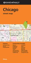 Buy map Chicago, Illinois by Rand McNally