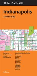 Buy map Indianapolis, Indiana by Rand McNally from Indiana Maps Store