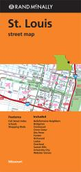 Buy map St. Louis, Missouri by Rand McNally from Missouri Maps Store
