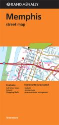 Buy map Memphis, Tennessee by Rand McNally from Tennessee Maps Store