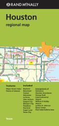 Buy map Houston, Texas Regional by Rand McNally