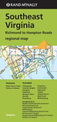 Buy map Hampton, Norfolk and Virginia Beach, Virginia by Rand McNally from Virginia Maps Store