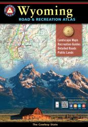 Buy map Wyoming Road and Recreation Atlas by Benchmark Maps from Wyoming Maps Store