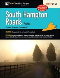 Buy map South Hampton Roads, Virginia, Street Atlas by Kappa Map Group from Virginia Maps Store