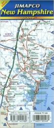 Buy map New Hampshire, Quickmap by Jimapco from New Hampshire Maps Store