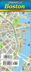 Buy map Boston, Massachusetts, Quickmap by Jimapco from Massachusetts Maps Store