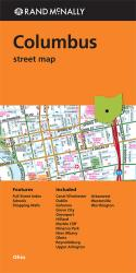 Buy map Columbus, Ohio by Rand McNally from Ohio Maps Store