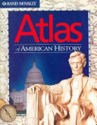 Buy map Atlas of American History by Rand McNally from United States Maps Store
