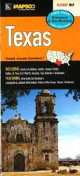 Buy map Texas Highway Map, waterproof by Kappa Map Group from Texas Maps Store