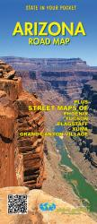 Buy map Arizona Road Map by Global Graphics from Arizona Maps Store