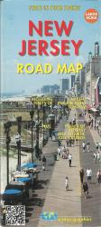 Buy map New Jersey Road Map by Global Graphics from New Jersey Maps Store