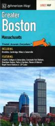 Buy map Boston, Greater by Kappa Map Group from Massachusetts Maps Store