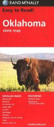 Buy map Oklahoma by Rand McNally from Oklahoma Maps Store