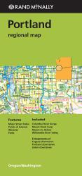 Buy map Portland, Oregon Regional by Rand McNally from Oregon Maps Store