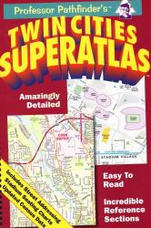Buy map Twin Cities, Minnesota SuperAtlas by Hedberg Maps from Minnesota Maps Store