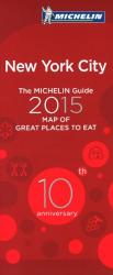 Buy map New York City, New York, Great Places to Eat by Michelin Maps and Guides from New York Maps Store