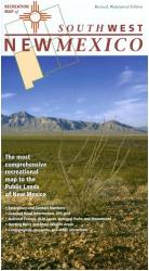 Buy map New Mexico, Southwest, Recreation Map by Public Lands Interpretive Association from New Mexico Maps Store