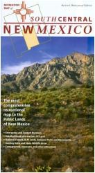 Buy map New Mexico, South Central, Recreation Map by Public Lands Interpretive Association from New Mexico Maps Store