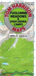 Buy map Tuolumne Meadows and High Sierra Camp Loop by Tom Harrison Maps from California Maps Store