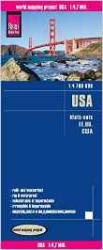 Buy map United States by Reise Know-How Verlag from United States Maps Store