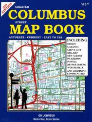 Buy map Columbus, Ohio, Street Map Book, 5th edition by GM Johnson from Ohio Maps Store