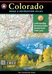 Buy map Colorado Road and Recreation Atlas by Benchmark Maps from Colorado Maps Store