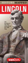 Buy map Lincoln Presidential Map by VanDam from District of Columbia Maps Store