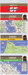Buy map San Francisco, California StreetSmart Mini Map by VanDam from California Maps Store
