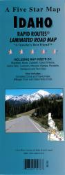 Buy map Idaho Rapid Routes by Five Star Maps, Inc. from Idaho Maps Store