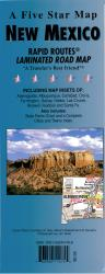 Buy map New Mexico Rapid Routes by Five Star Maps, Inc. from New Mexico Maps Store