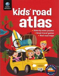 Buy map Kids Road Atlas by Rand McNally from United States Maps Store