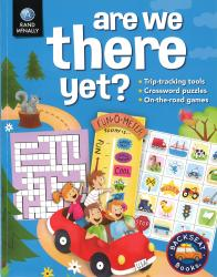 Buy map Kids Are We There Yet? Travel Book by Rand McNally from United States Maps Store