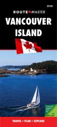 Buy map Vancouver Island, British Columbia, Laminated/Quick Fold by Route Master from British Columbia Maps Store