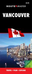 Buy map Vancouver, British Columbia Map by Route Master from British Columbia Maps Store