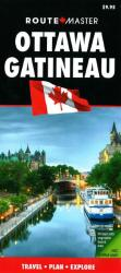 Buy map Ottawa, ON, and Gatineau, QC, Laminated Quick Fold by Route Master from Ontario Maps Store
