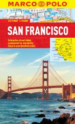 Buy map San Francisco, California by Marco Polo Travel Publishing Ltd from California Maps Store