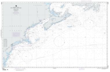 Buy map Cape Henry To Cape Race Nautical Chart (14003) by National Geospatial-Intelligence Agency from United States Maps Store
