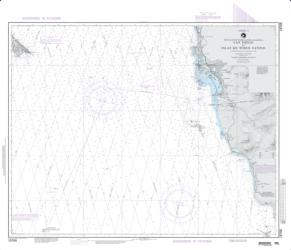 Buy map San Diego To Islas De Todos Santos (Loran-C) Nautical Chart (18766) by National Geospatial-Intelligence Agency from United States Maps Store