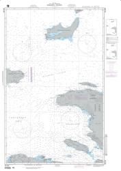 Buy map Windward Passage Nautical Chart (26190) by National Geospatial-Intelligence Agency from Florida Maps Store